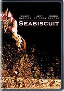 What is a horse movie Seabiscuit