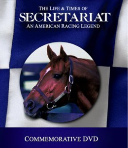 What is the name of the horse Secretariat