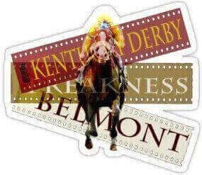 Kentucky Derby Preaknes Belmont
