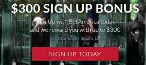 Bet America Sign up Bonus
