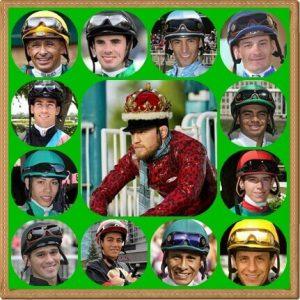 Pegasus World Cup Jockeys
