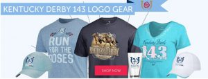 Kentucky Derby Logo Gear