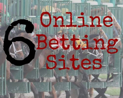 6 Online Betting Sites