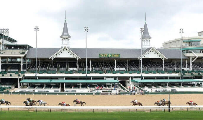 First Saturday in September Kentucky Derby 146th